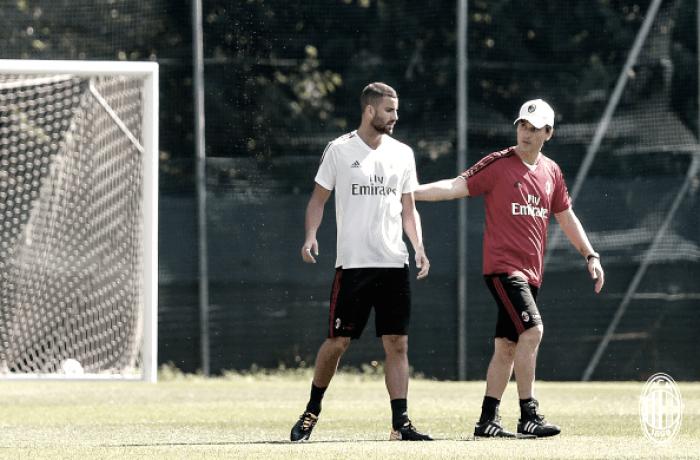 Milan, verso il derby: nessun allarme per Musacchio