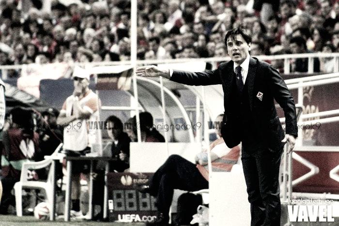 Montella, un entrenador con experiencia en Italia