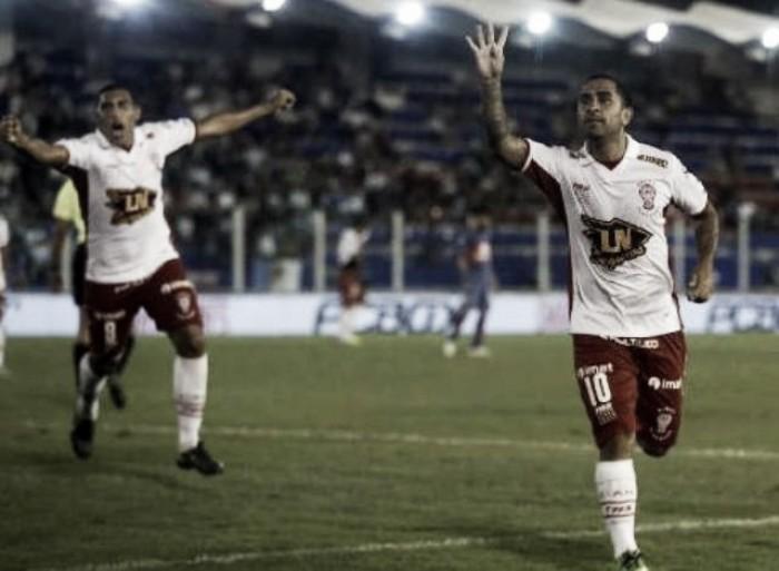 Tigre-Huracán: puntuaciones del Globo