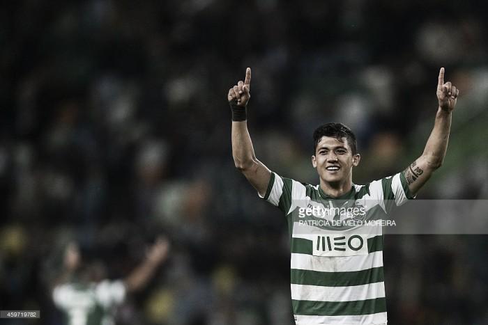 Oficial: Montero de saída para a China, Barcos faz caminho inverso e reforça Sporting