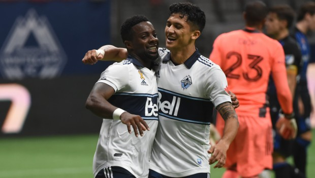 Impact fall to Whitecaps in Undisciplined fashion