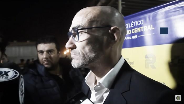 "Paolo Montero: ""Desde mi punto de vista se hizo un buen semestre"""