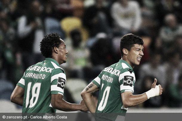 Fredy Montero firma la presencia del Sporting en Champions League
