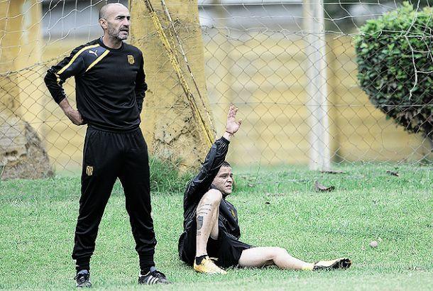 "Paolo Montero: ""Mi futuro no depende de este partido"""
