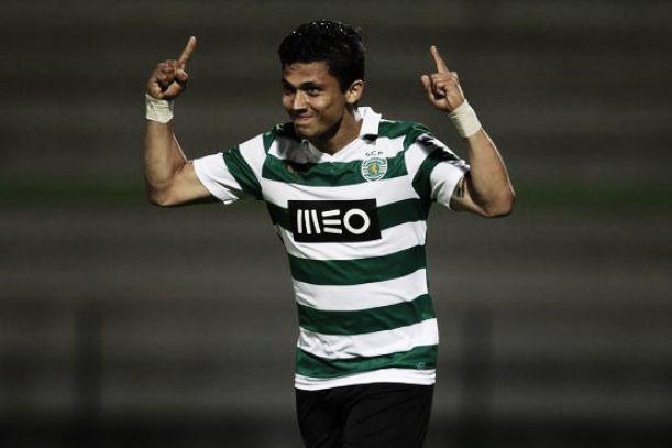 Montero embala Sporting para liderança da Liga