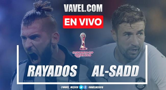 Goles y Resumen: Monterrey 3-2 Al Sadd en 2019 Mundial de Clubes