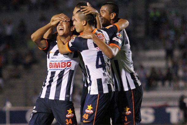 Monterrey avanza en la Copa
