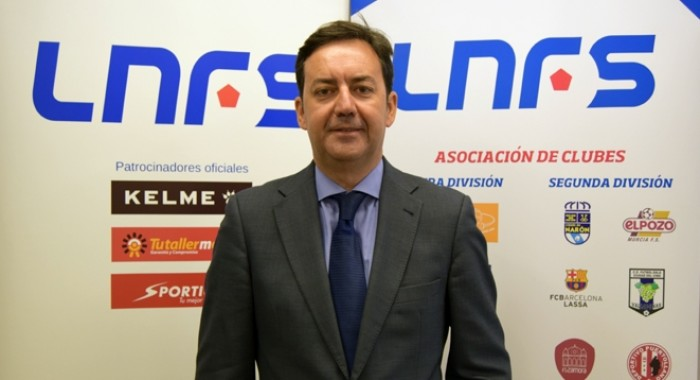 Antonio Fernández Monterrubio, nuevo asesor de Presidencia del Granada CF