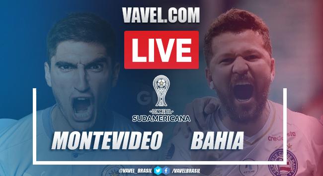 Gols e melhores momentos de Montevideo City Torque x Bahia (1-1)