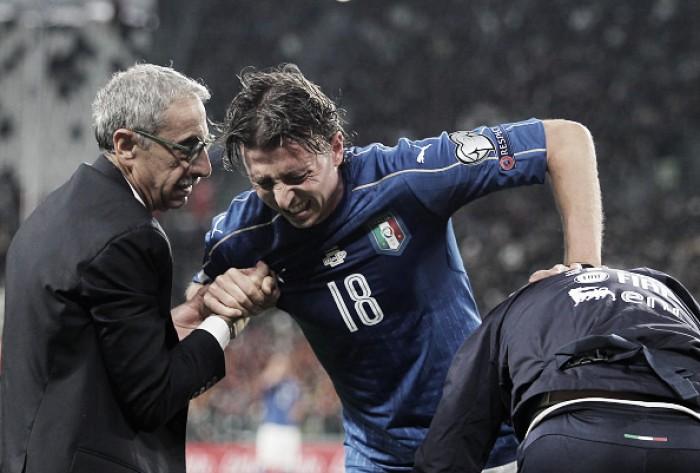 Criticado no Milan, Montolivo sofre séria lesão e não deve mais atuar na temporada