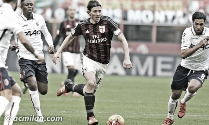 Bologna - AC Milan: el objetivo 'rossonero', recuperar la sexta plaza