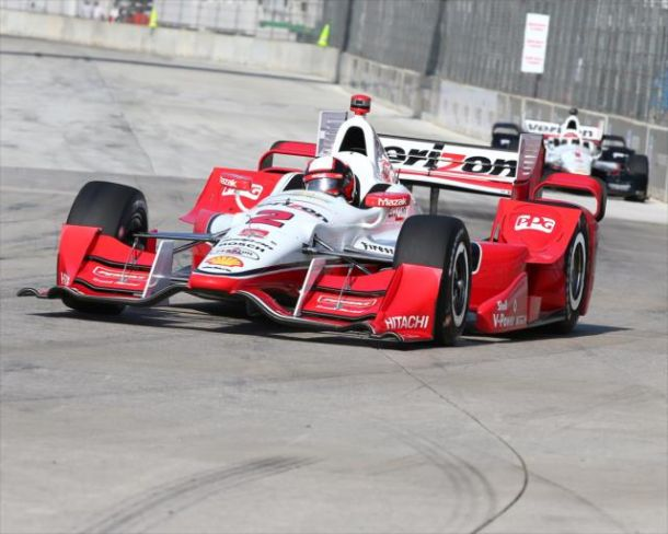IndyCar: Race 2 Grid By Entrant Points; Montoya On Pole
