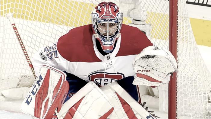 Al Montoya traspasado de Canadiens a los Oilers