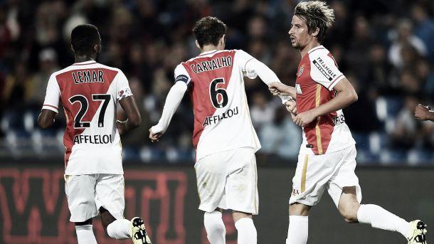 Monaco crucifie Montpellier (2-3)