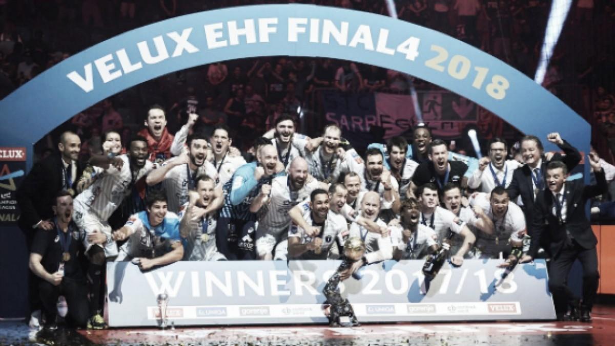 Montpellier es el nuevo rey de Europa