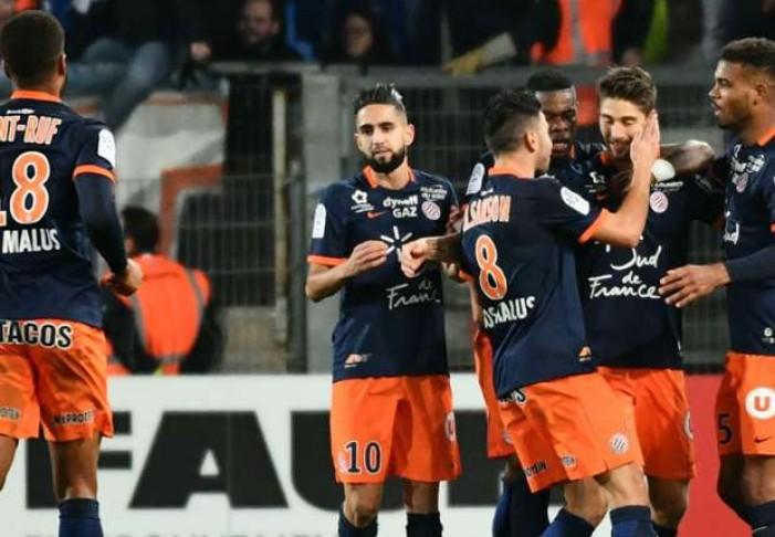 Ligue 1: dilagante Monaco, il PSG crolla a Montpellier. Pari per Caen e Lorient