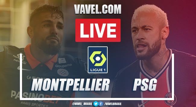 Gols e melhores momentos de Montpellier x Paris Saint-Germain (1-3)