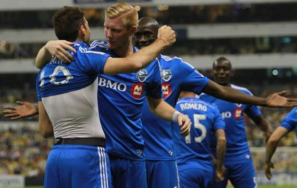 2015 MLS Cup Playoffs: Montreal's Stellar First Half Performance Extends Their Season