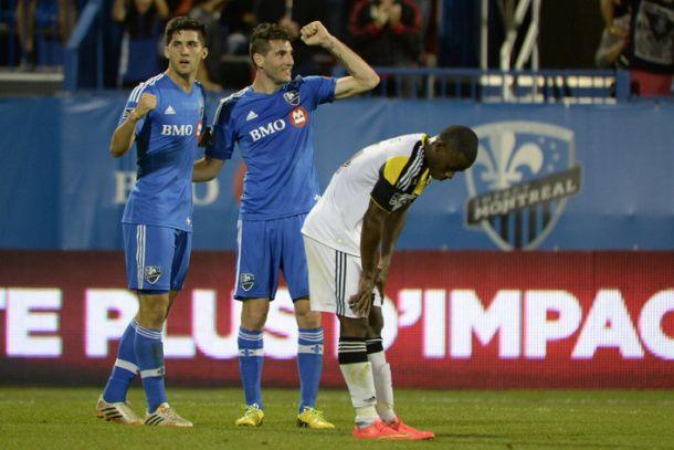Montreal Makes Negative Impact On Columbus Crew Win-Streak