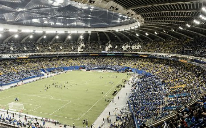 Toronto FC not backing down from challenge that is Olympic Stadium
