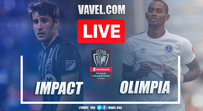 Goals and Highlights: Montreal Impact 1-2 Olimpia, 2020 Concacaf Champions League