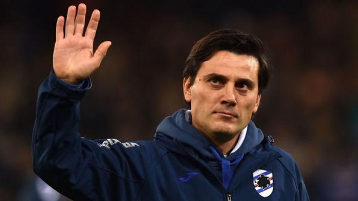 """Sbuffa Montella: """"Non dobbiamo accontentarci. Napoli sfida interessante"""""""