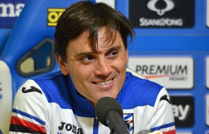 """Montella: """"Con l'Inter partita complicata. Dobbiamo salvarci con le prestazioni"""""""