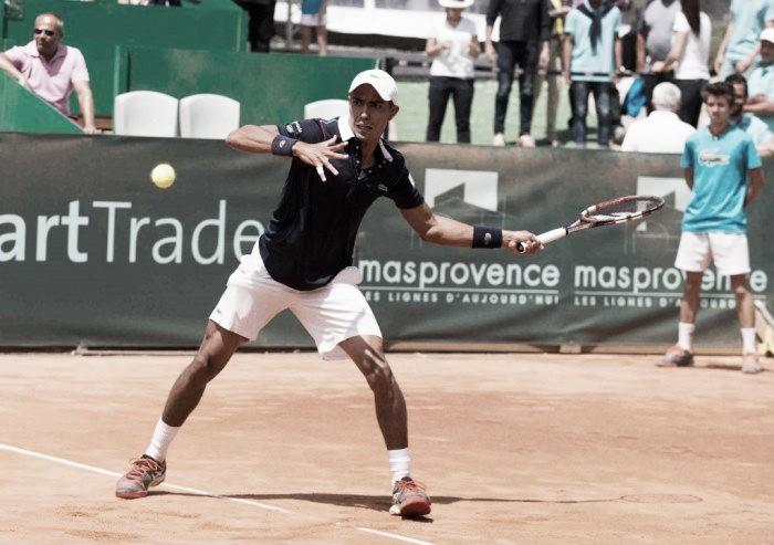 Thiago Monteiro bate Berlocq e conquista primeiro título da carreira em Aix en Provence