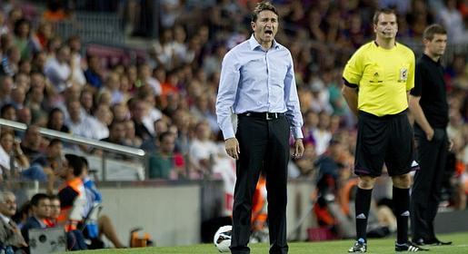 """Montanier: """"Los tres primeros goles fueron un palo muy duro"""""""