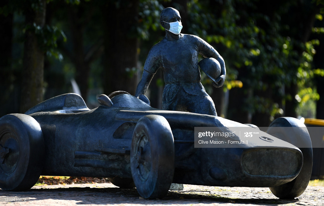 Italian GP Preview - Session timings and how to watch