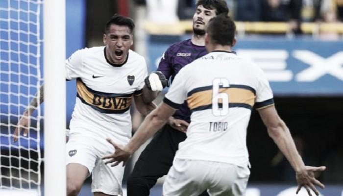 Ante Tigre, los números le sonríen a Boca