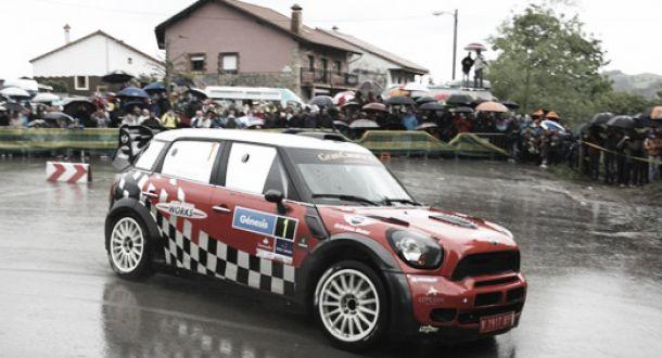 Rally Santander-Cantabria 2014: penúltima final por el campeonato
