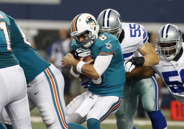 No hubo problemas para los Cowboys en el adiós de la pretemporada