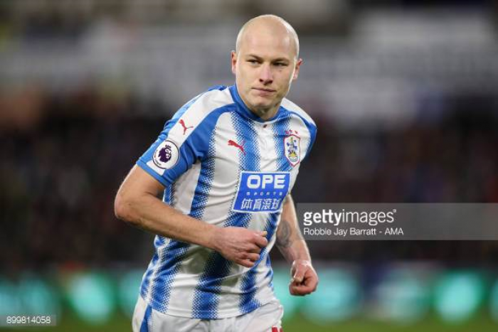 "Aaron Mooy: Huddersfield will need to be at their ""highest level"" against Lambert's Stoke"