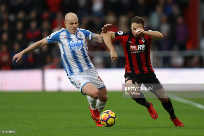 "Aaron Mooy admits it was a ""bad day"" for Huddersfield Town"