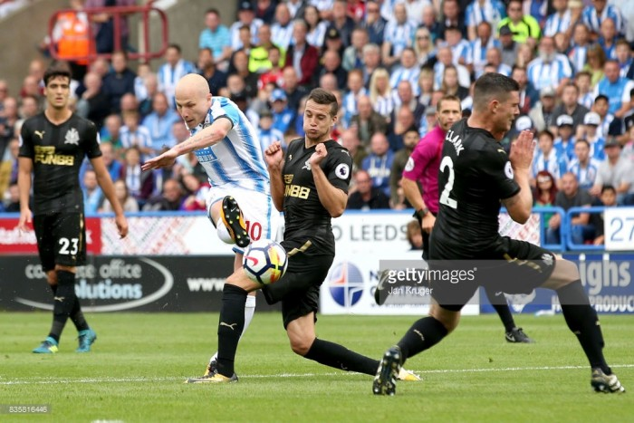 Aaron Mooy strike against Newcastle United nominated for August Goal of the Month award