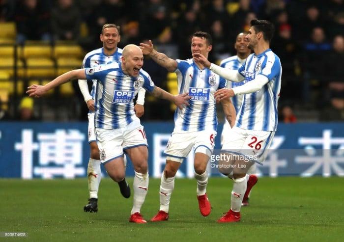 Watford 1-4 Huddersfield Town: Player ratings in terrific away display by the Terriers