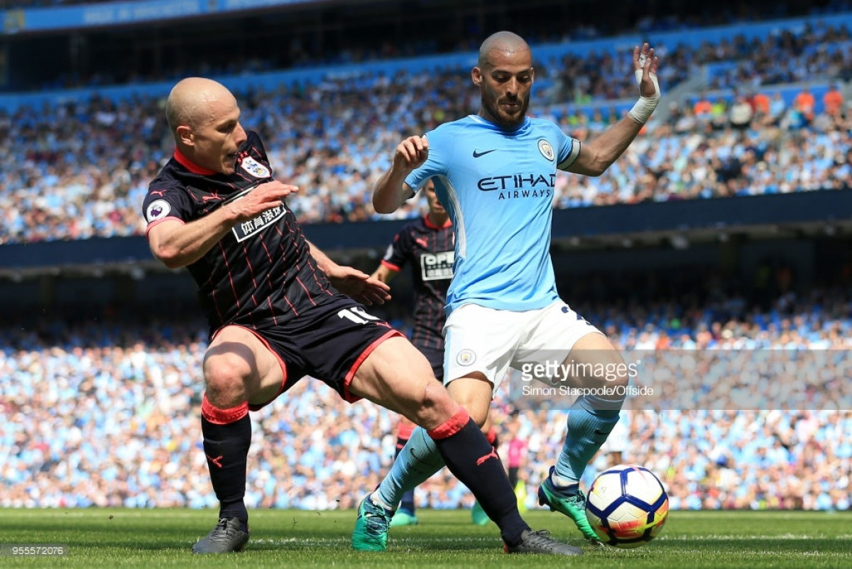 Manchester City 0-0 Huddersfield Town Stubborn Terriers rated as they hold champions to stalemate