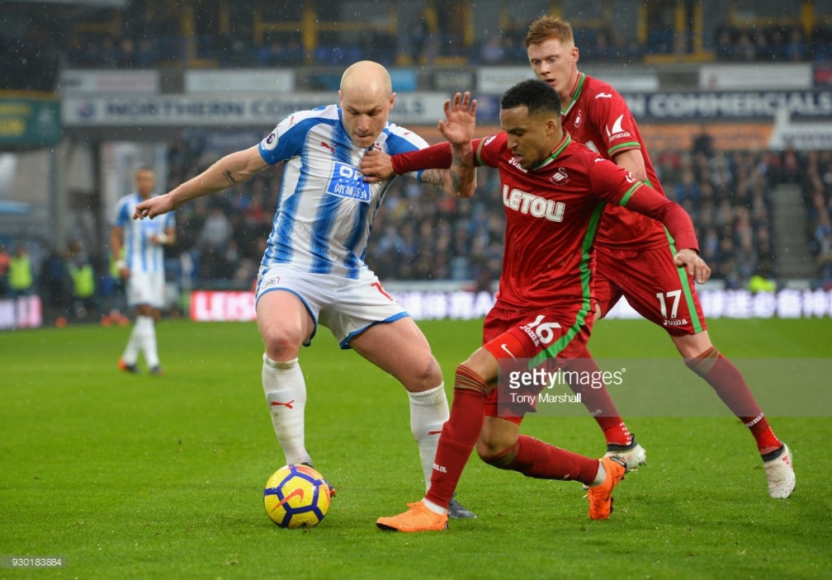 """Aaron Mooy reflects on Swansea City draw: """"It just wasn't our day"""""""