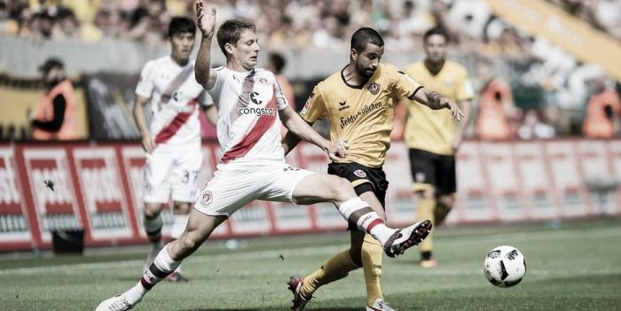 Dynamo Dresden 1-0 FC St. Pauli: Lumpi goal leaves St. Pauli pointless
