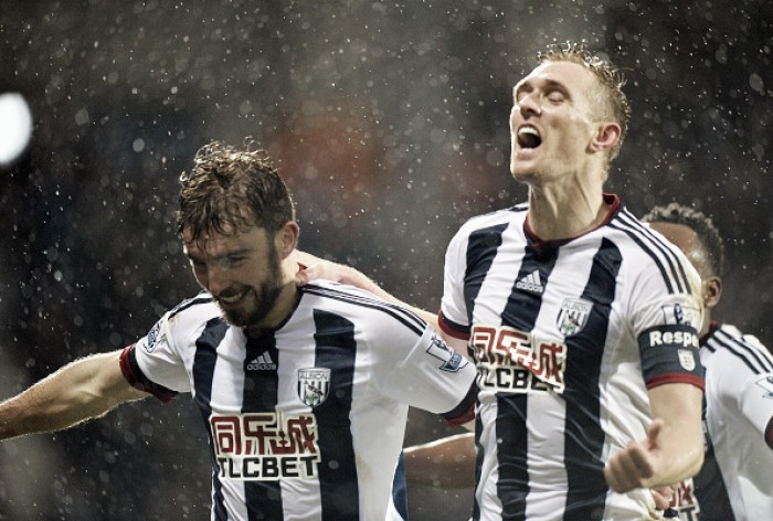 James Morrison signs new contract with West Brom