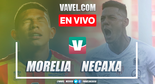 Resumen y video goles: Monarcas Morelia 2-3 Necaxa en Liga MX 2019