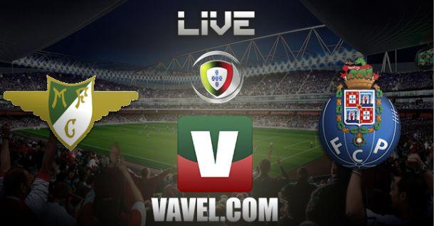 Moreirense x FC Porto    na Primeira Liga (0-2)