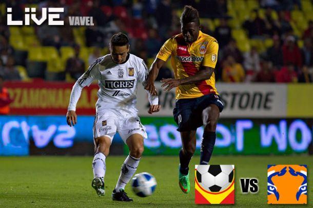 Morelia vs Tigres en vivo online