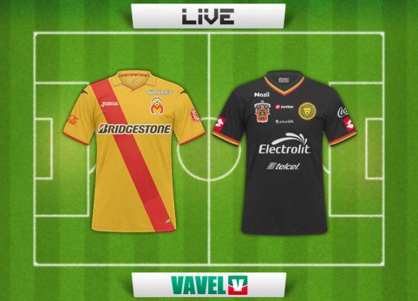 Resultado Morelia - Leones Negros en la Liga MX 2015 (0-1)