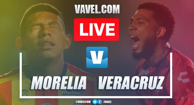 Goals and Highlights: Monarcas Morelia 1-0 Veracruz, 2019 Liga MX