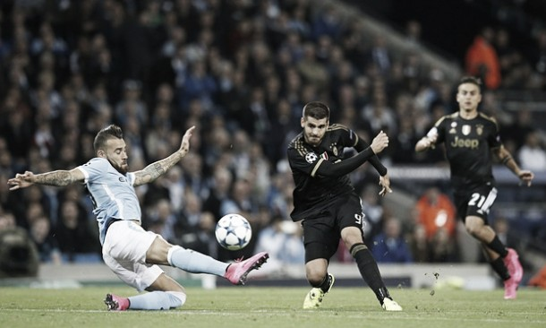 Juventus 1-0 Manchester City: As it happened