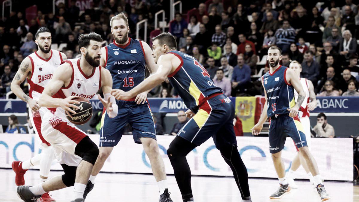 Previa Morabanc Andorra - Saski Baskonia: ganar para desempatar