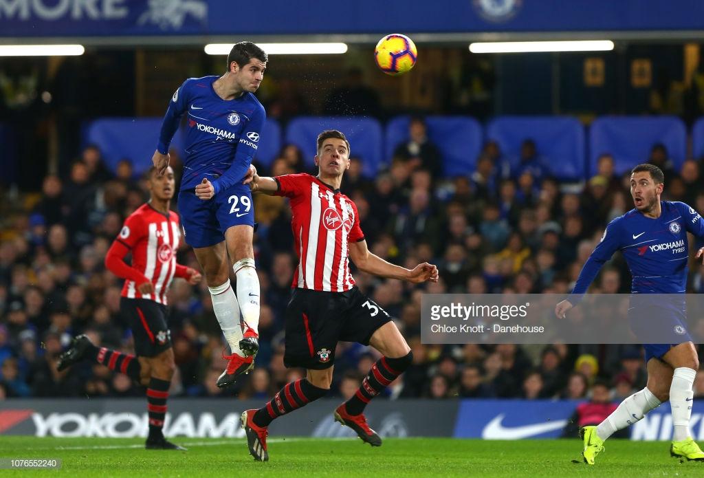 Chelsea 0-0 Southampton: Sarri's Blues fail to break down deep defence again