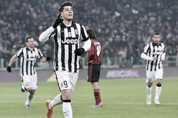 Serie A: Juventus vence AC Milan